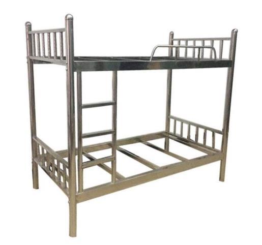 部队用不锈钢铁架床